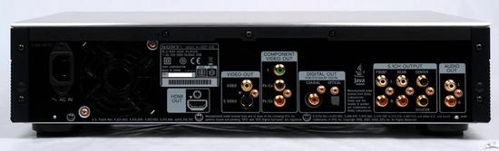 Sony BDP-S1E