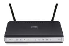 D-LINK DIR-615 Wireless N Home Router with 4 Port 10/100 Switch