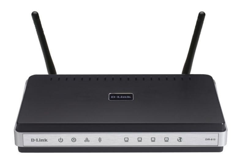 D-Link DIR-615 Bezdrátový router