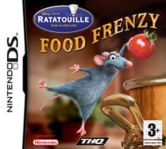 THQ Ratatouille Food Frenzy /NDS