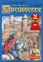 Mindok Carcassonne (základní hra)