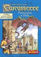 Mindok Carcassonne Princezna a drak (3. rozšíření)