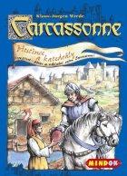 Mindok Carcassonne Hostince a katedrály (1. rozšíření)