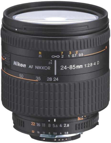Nikon Nikkor AF 24-85 mm f/2,8-4 D